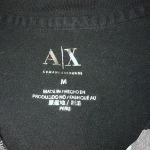 Armani Exchange Shirts - Men's Armani Exchange Tee